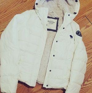 Abercrombie Qulited Coat